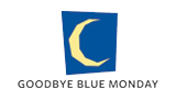 goodbye blue monday logo